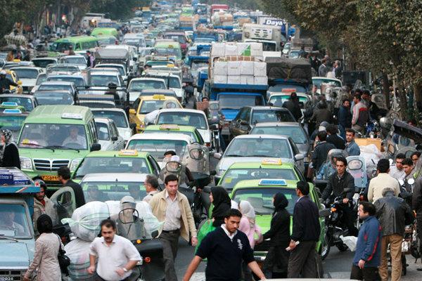 بازگشت بار سنگین ترافیک صبحگاهی به دوش شهروندان تهرانی