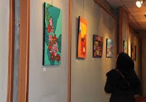 برگزاری نمایشگاه هنرمندان کرمانشاهی