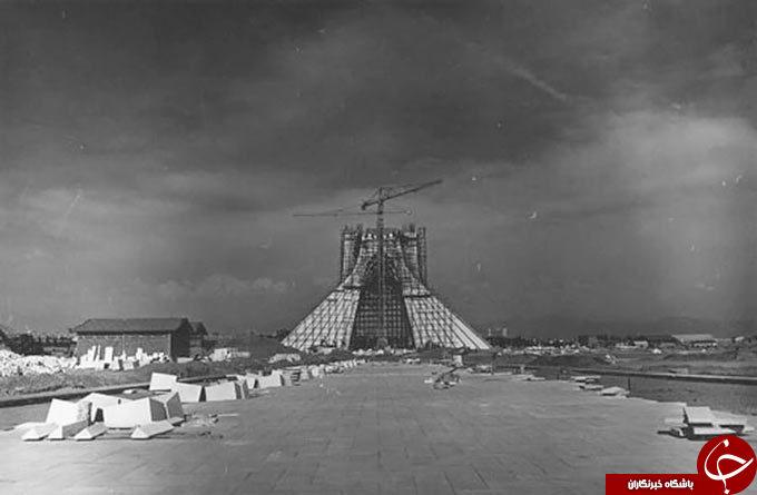 :)هرآنچه از برج آزادی تهران نمیدانید! +تصاویر و توصیههایی برای آزادی گردی:)