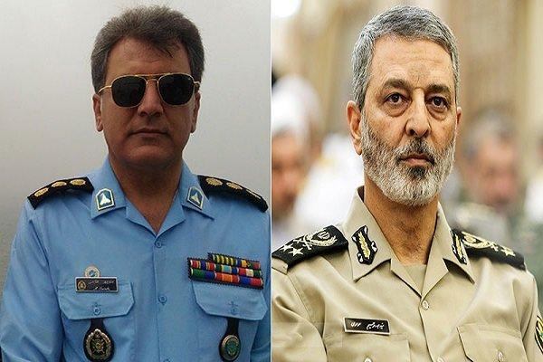 سرلشکر موسوی شهادت خلبانِ نهاجا را تبریک و تسلیت گفت
