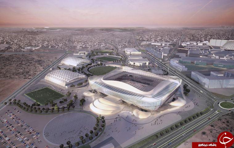 استادیوم قطر