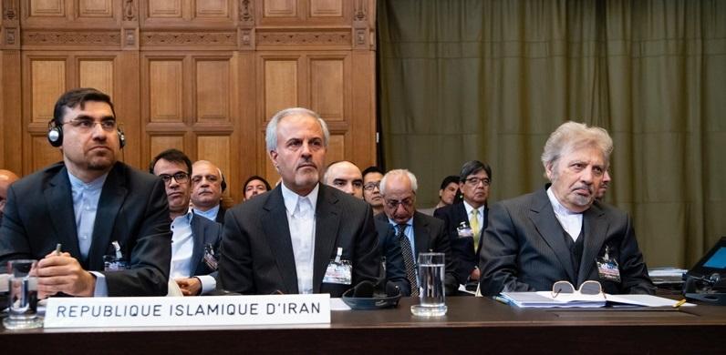 آغاز سومین جلسه رسیدگی به شکایت ایران از آمریکا در دادگاه لاهه