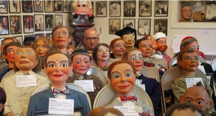 عروسکهای سخنگو را در کدام موزه ببینیم؟ + تصاویر