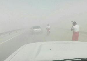 کارشناس هواشناسی سیستان و بلوچستان: طوفان سیستان را درنوردید /مردم از تردد غیرضروری در فضای باز خودداری کنند