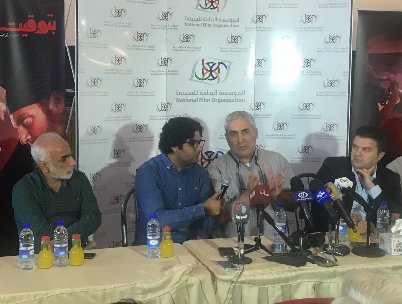 حاتمی کیا: از واکنش مردم سوریه به فیلمم خوشحالم/ وقتی حاج قاسم به وقت شام را دید، ترسیدم!