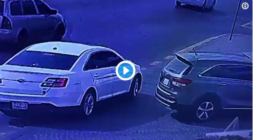 از نخستین زن سارق خودرو در عربستان رونمایی شد! + فیلم//