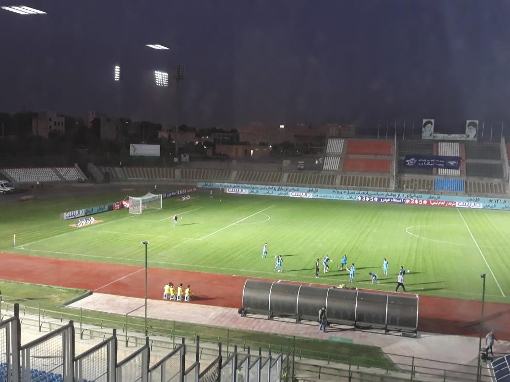 پیکان تهران ۰ - ۰ استقلال خوزستان /گزارش لحظه به لحظه