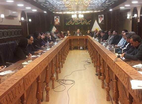 باشگاه خبرنگاران -استقبال شورای شهر گرگان از منتقدین