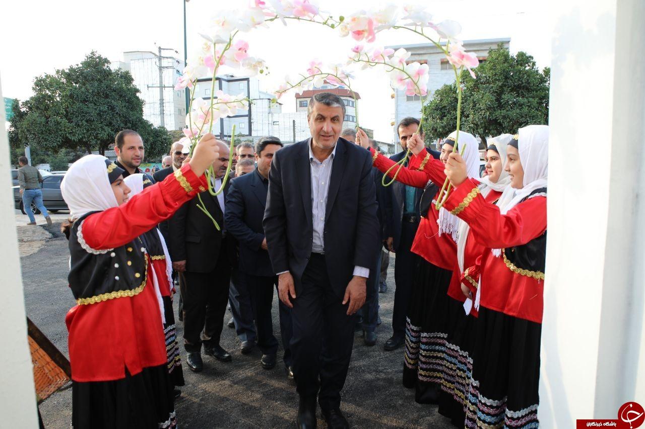 آغاز فصل مهر در مازندران+ تصاویر