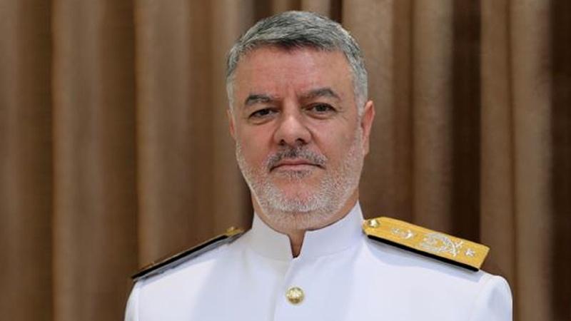 امیر خانزادی از منطقه یکم نیروی دریایی ارتش بازدید کرد