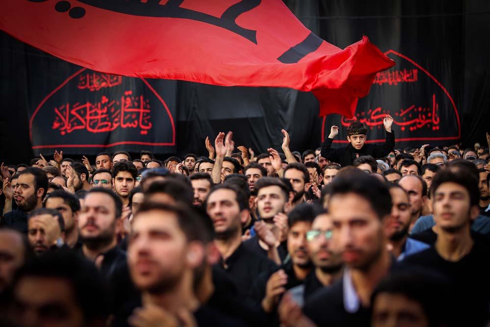 گلچین مداحی محمود کریمی دهه اول محرم ۹۷