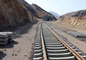 بهرهبرداری از راه آهن قزوین – رشت تا 6 ماه آینده