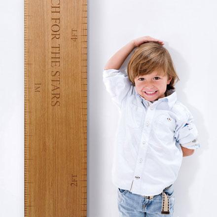 از کجا بفهمیم قد کودکمان مناسب است ؟