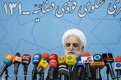 باشگاه خبرنگاران -یکصد و سی یکمین نشست خبری سخنگوی قوه قضاییه
