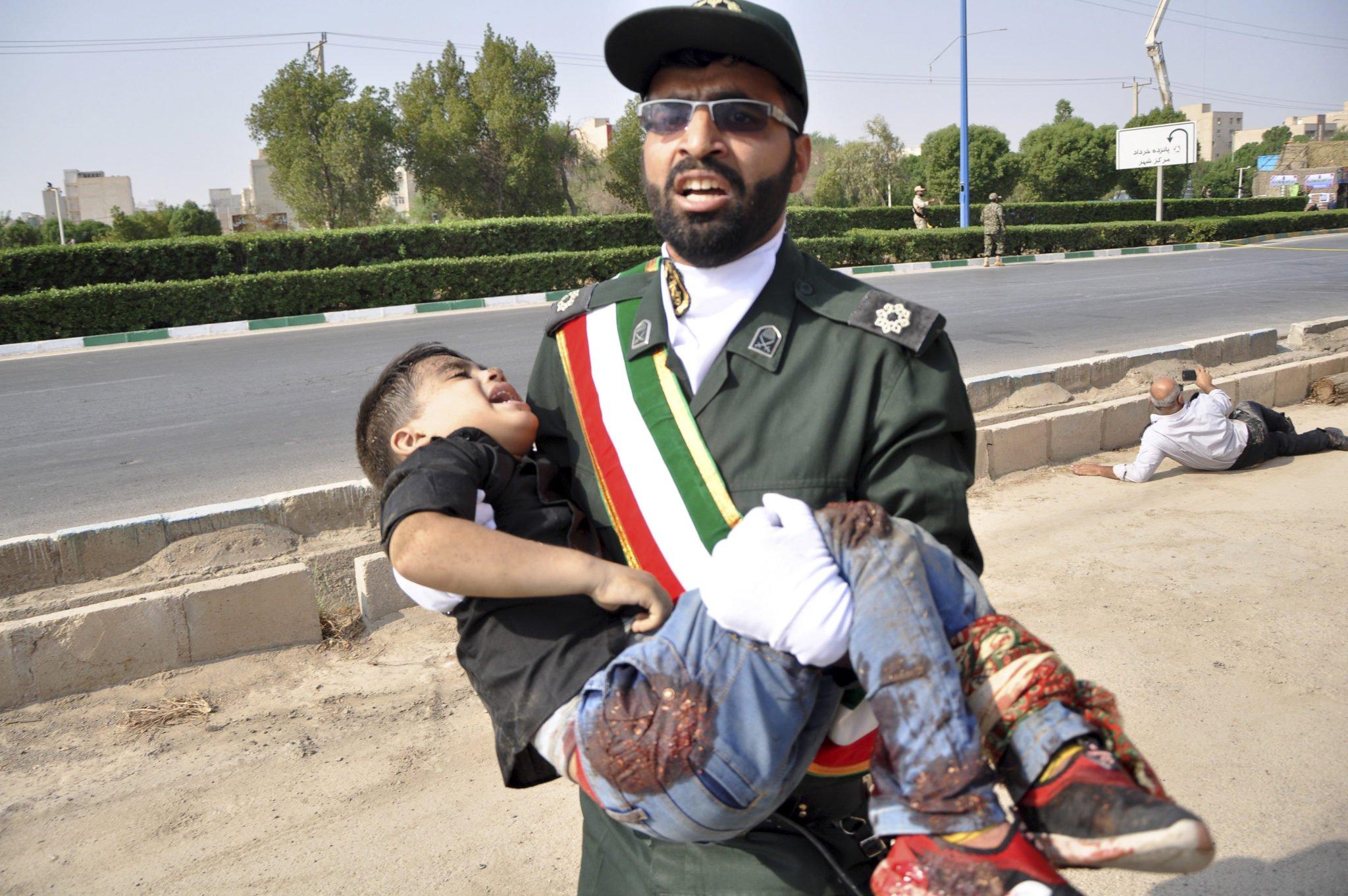 الاحوازیه مسئولیت خود در حمله تروریستی اهواز را تکذیب کرد