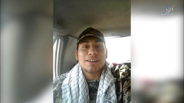 داعش ویدئویی منتسب به مهاجمان حمله تروریستی اهواز منتشر کرد