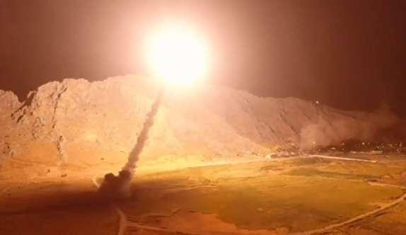 دومین سیلی موشکی ایران به گروه تروریستی داعش/ «قیام» هم به خانواده نقطهزنها پیوست +تصاویر