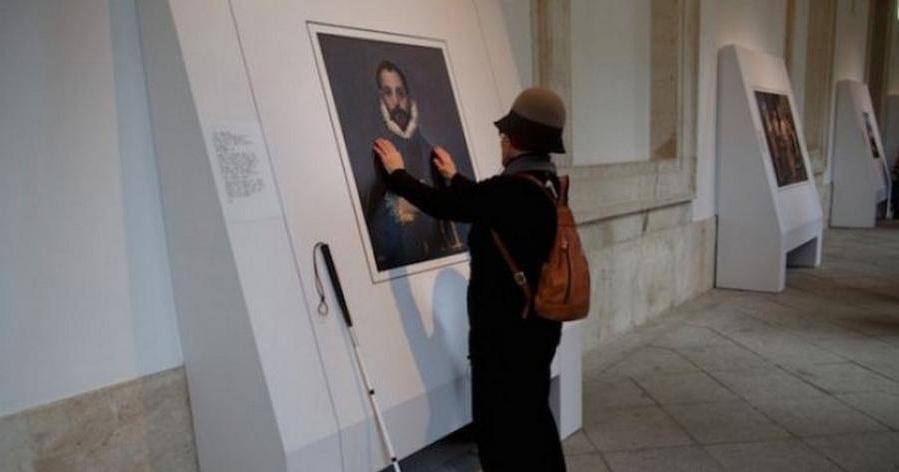 موزهای که میتوان آثار آن را لمس کرد