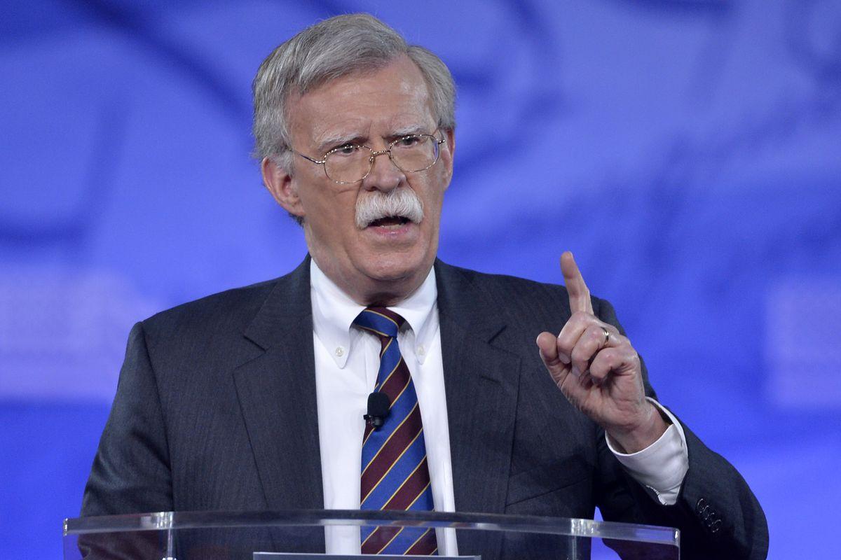 یاوهگویی بولتون علیه ایران برای توجیه خروج آمریکا از پیمان مودت
