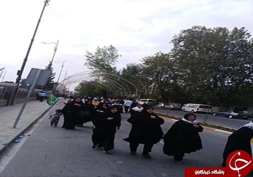 اجتماع با شکوه ۳۰ هزار نفری بسیجیان در مازندران