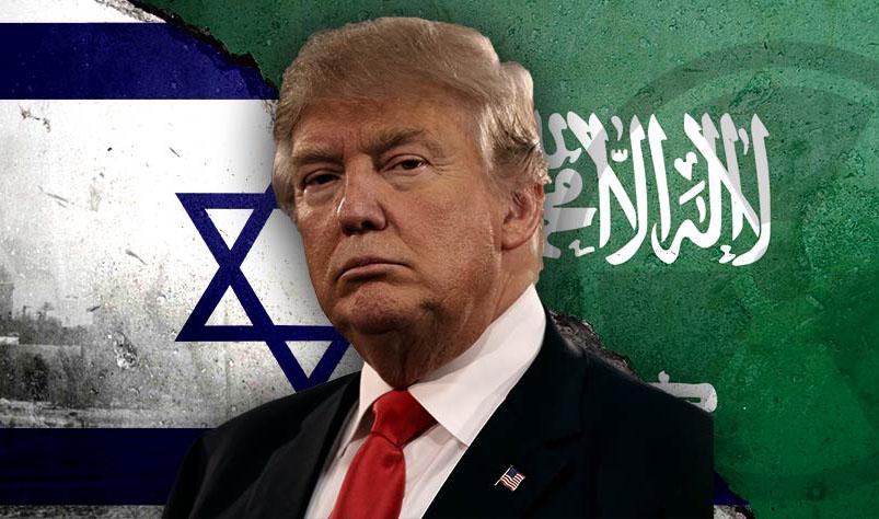 وقتی سعودیها در برابر باج گیری ترامپ سکوت میکنند/ ناقوس خطر را برای عربستان به صدا درآمد