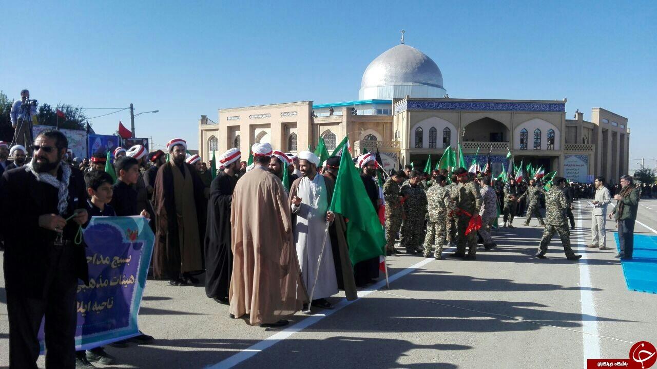 حماسه بزرگ بسیجیان سپاه محمد رسول الله در سراسر کشور+تصاویر