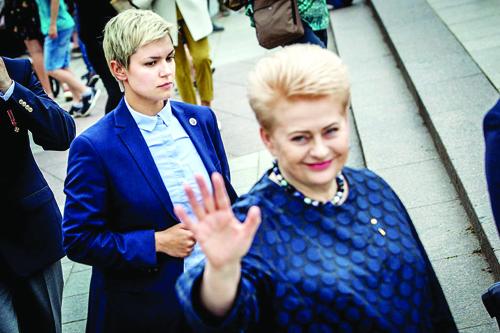 بادیگارد خاص خانم رئیسجمهور