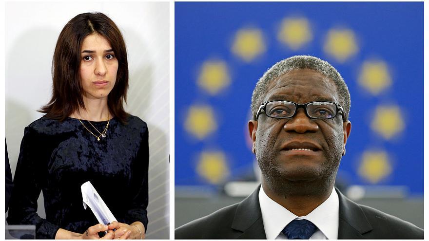جایزه صلح نوبل ۲۰۱۸ به دو فعال مبارزه با خشونت جنسی اعطا شد