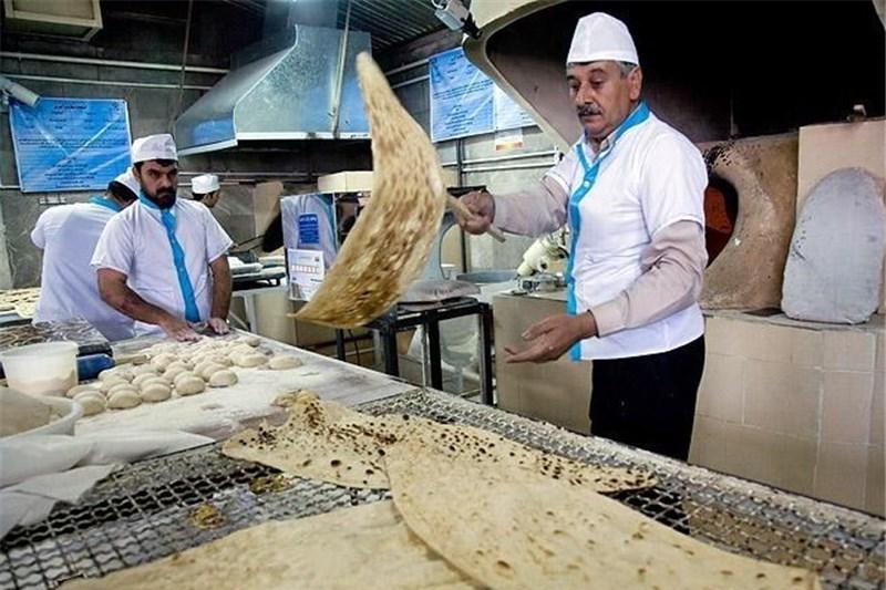 روز/خبری از افزایش 10 درصدی نرخ نان در تهران نیست