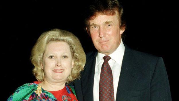 ناگفتههایی درباره خانواده ترامپ
