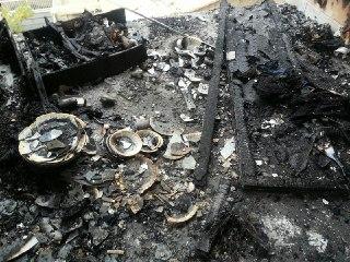 انفجار در یک ساختمان مسکونی در خیابان جیحون/ دو نفر در حادثه مصدوم شدند