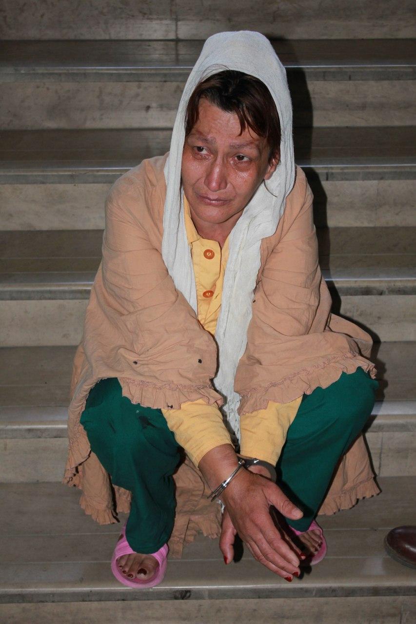 مسافرکشهای مالباخته این زن را شناسایی کنند + عکس