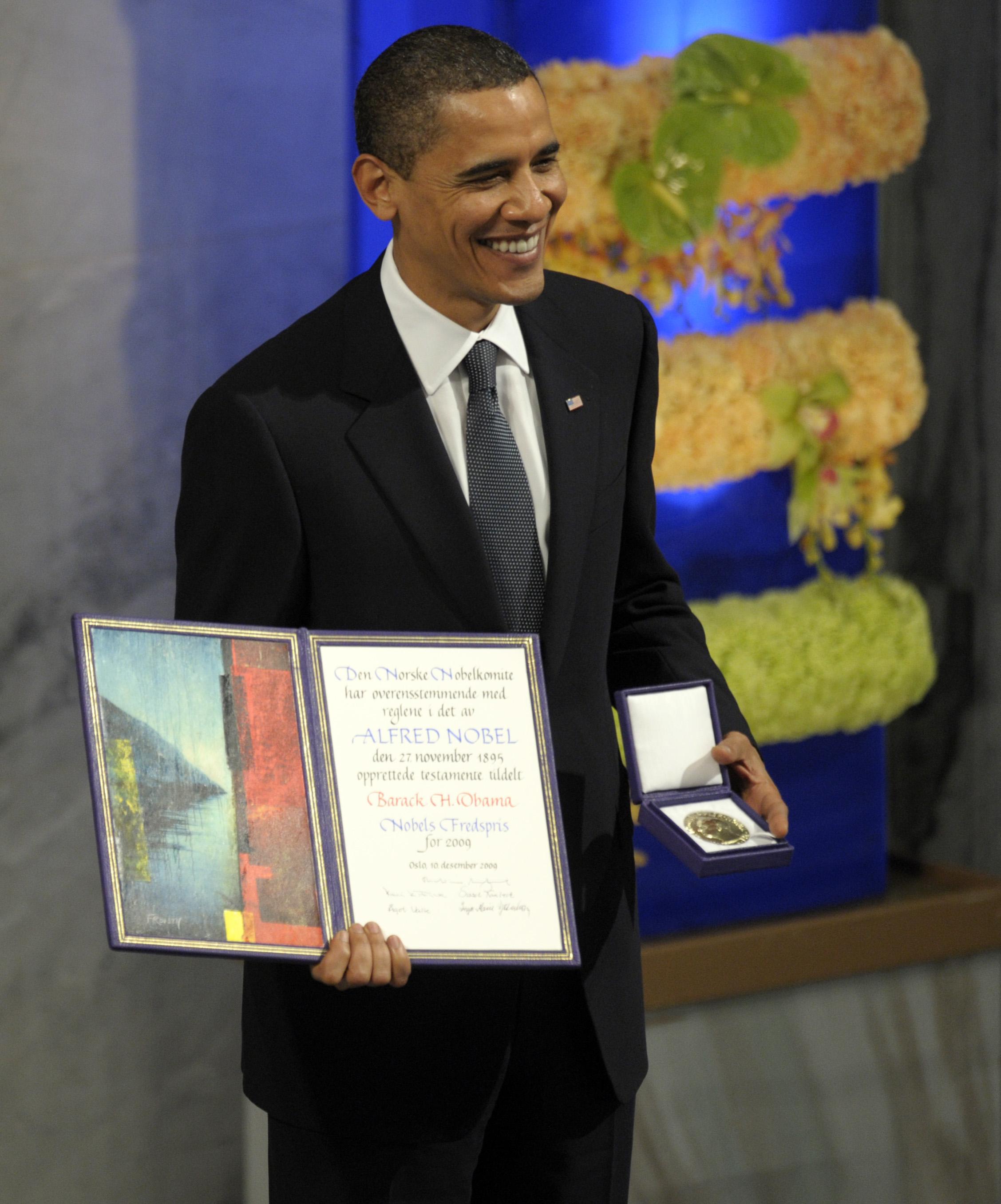 جنجالیترین برندگان جایزه صلح نوبل که شایسته دریافت آن نبودند
