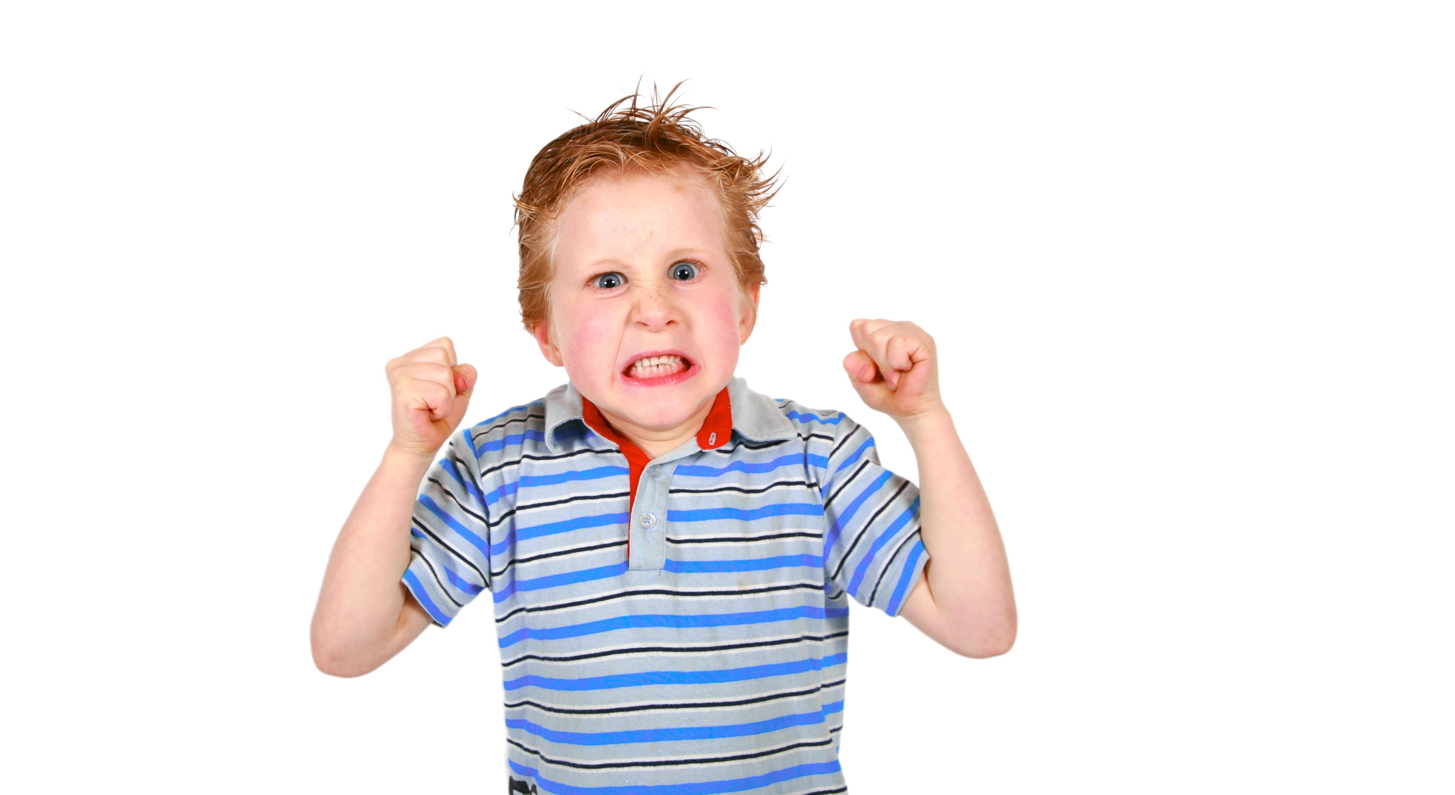 چگونه کنترل خشم را به کودکان آموزش دهیم؟