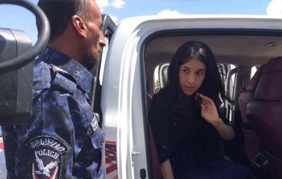 سیر تا پیاز زندگی زنی که از زندان داعش به جایزه نوبل رسید تصاویر