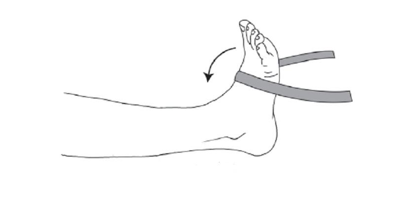 ورزشهای مناسب برای درمان پیچ خوردگی مچ پا+ تصویر