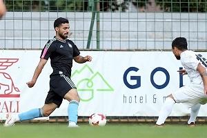 هفته دهم لیگ برتر کرواسی پیروزی قاطع دیناموزاگرب با حضور محرمی