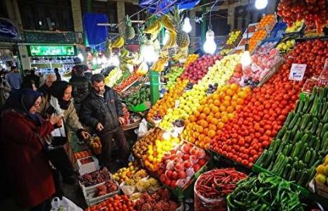 روز/آخرین تحولات بازار میوه و صیفی/قیمت میوه 60 درصد افزایش یافت