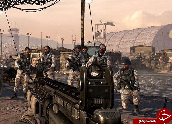 معرفی عنوان Call of Duty: Modern Warfare 2 ////////// گزارش سهشنبه
