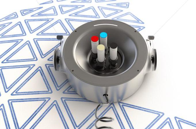 رباتی که توانایی طراحی روی هر سطح عمودی را دارد +فیلم