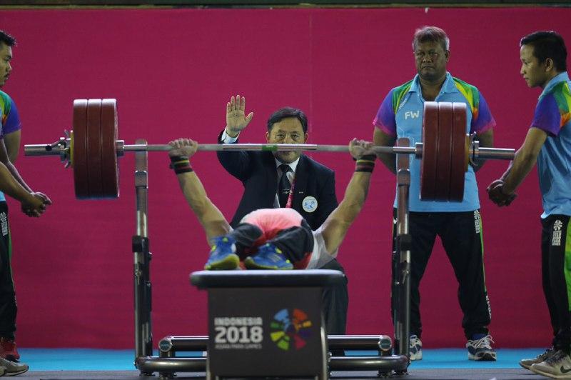 روز سوم بازیهای پاراآسیایی جاکارتا / ۶ طلا، ۳ نقره و ۷ برنز حاصل تلاش ورزشکاران ایرانی