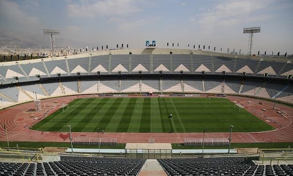 ۱۵ میلیارد تومان هزینه بازسازی ورزشگاه آزادی است