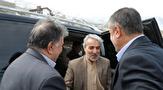 پوشش متفاوت نوبخت در بازدید از مناطق سیل زده مازندران +تصاویر