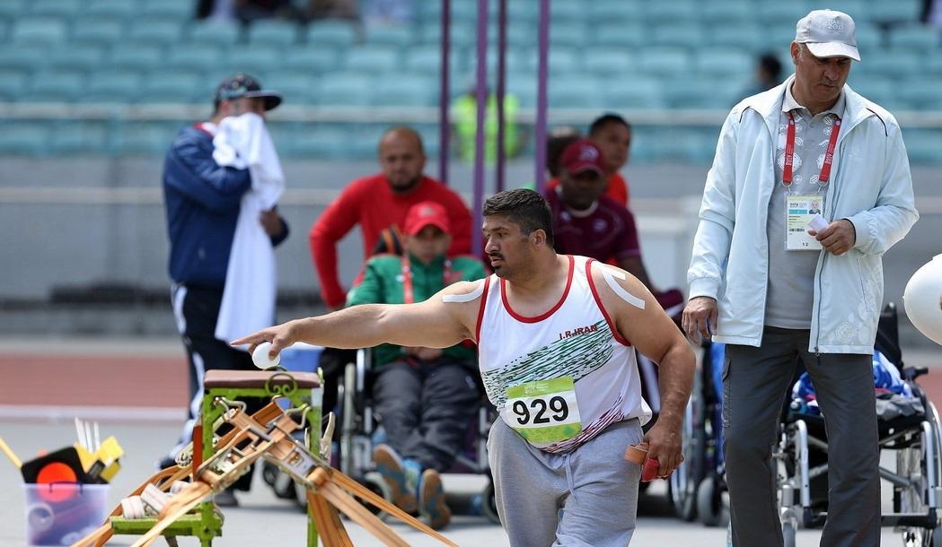 روز سوم بازیهای پاراآسیایی جاکارتا / ۷ طلا، ۵ نقره و ۷ برنز حاصل تلاش ورزشکاران ایرانی
