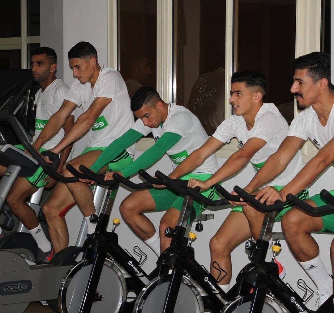 مهاجم جنجالی السد در اردوی تیم ملی
