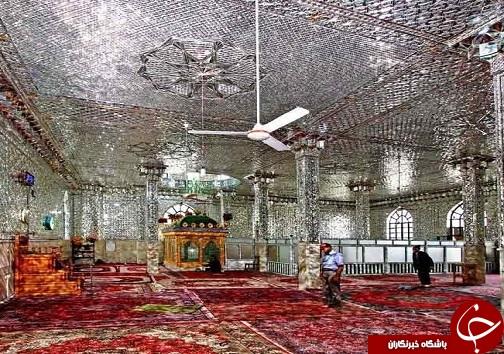 14امام زاده ی شاخص در مناطق ارسباران و منطقه آزاد ارس / زائریا تاجر