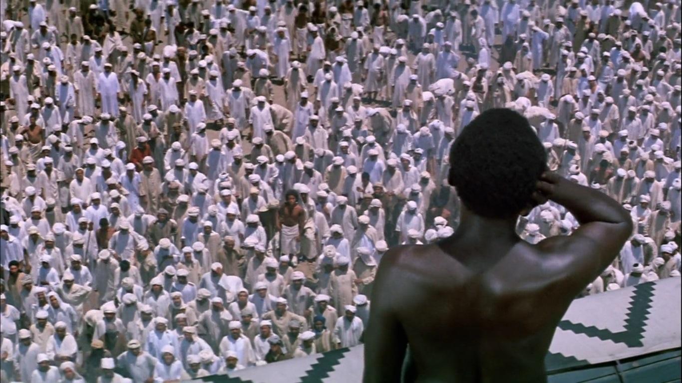 اذان گفتن بلال حبشی در فیلم محمد رسولالله