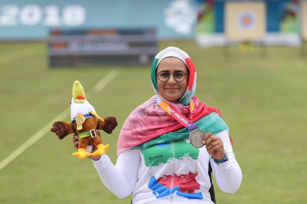 روز پنجم بازیهای پاراآسیایی جاکارتا/ یک طلا، یک نقره و یک برنز حاصل تلاش ورزشکاران ایرانی