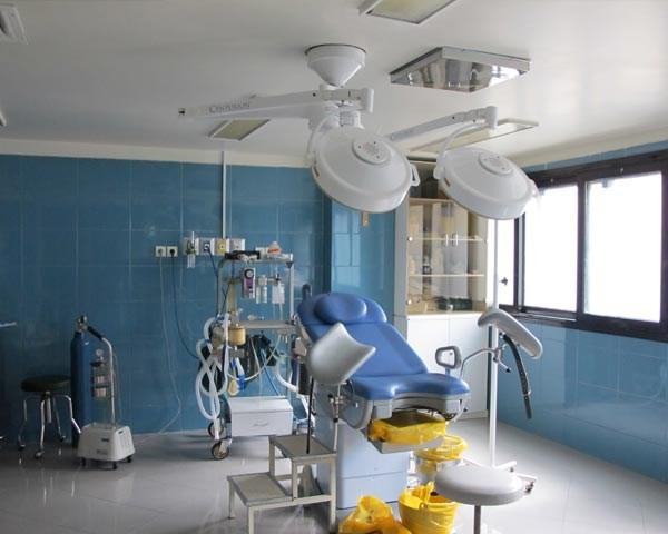 عادی شدن فعالیت در بیمارستان مهر برازجان