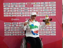 روز پنجم بازیهای پاراآسیایی جاکارتا/ ۶ طلا، ۶ نقره و ۳ برنز حاصل تلاش ورزشکاران ایرانی